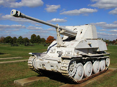 BI761 Marder III SdKfz 139 (listentoreason) Tags: history museum geotagged technology unitedstates military favorites maryland places worldwarii armor artillery score40 groundforces