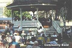 Band concert (Skaneateles Suites) Tags: village storybook skaneateles