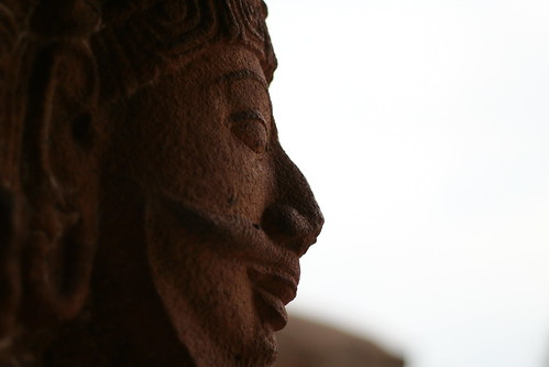 Stone Sculpture at Big Temple