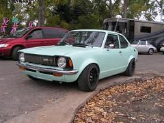 1972 Toyota Corolla SR5 (dave_7) Tags: classic car 5 explore toyota 70s 1972 72 corolla levin trueno sprinter sr5 te27 explore136 eurovintage2006
