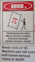 Beware - mathematics ahead!