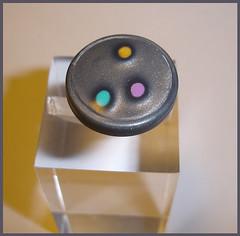 anillo lunar (_zara_) Tags: handmade polymerclay fimo rings clay artesana polyclay hechoamano arcillapolimrica