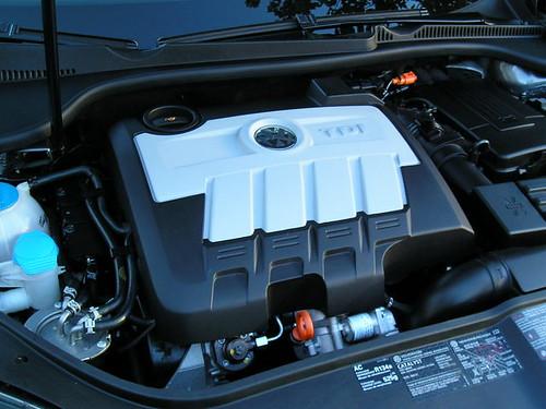 VW TDI DIESEL ENGINE JETTA