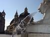Palazzo Del Popolo (mattrkeyworth) Tags: italy rome water fountain square sony lions v1 dscv1 p12 dscp12 palazzodelpopolo mattrkeyworth