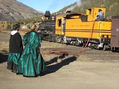 TrainsUnlimited 9-29-06 (nagraph) Tags: silverton dsng 473 lynnhutson christookey