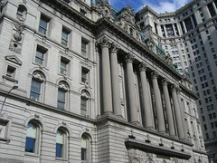 Surrogate Court (pointandlaugh) Tags: newyorkcity cityhall downtownmanhattan