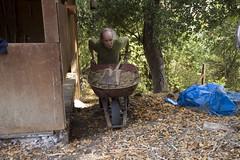 Move It ... Uphill (misterken) Tags: garden weeds ken selfportraits compost vegetablegarden raisedbedgarden dijemry misterken