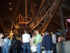 20060923 The Vasa (Tom Spaulding) Tags: longexposure museum boat sweden stockholm sverige vasamuseet