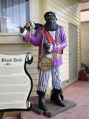Black cayman Big islands georgetown dick
