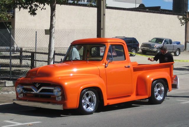ford truck f100