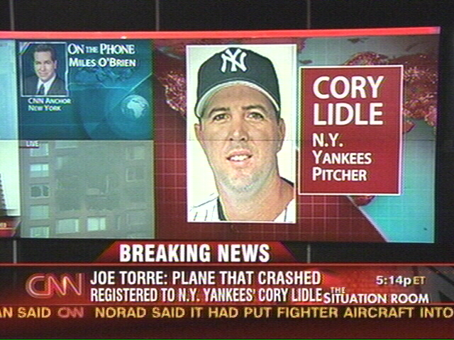 Cory Lidle And Other Tragedies