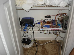 Media Temple's Latest Offering, the (cs) Closet-Server (Paul Stamatiou) Tags: atlanta closet server mediatemple offcampus