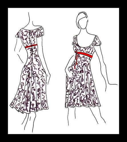 Day dress 6