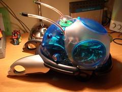 Cybot (JuanmiZ) Tags: cyborg cybot mirobotpersonal