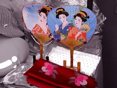 Memoirs of a Geisha (Fairfax Flea Market, Hollywood) - by Zeetz Jones