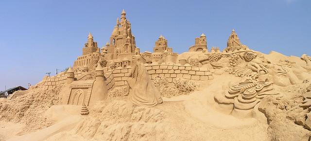 Fiesa 2006 - sand-castle