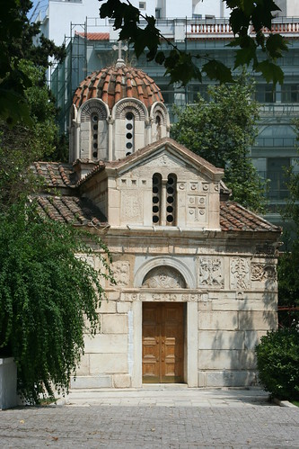 Small Church in Athens