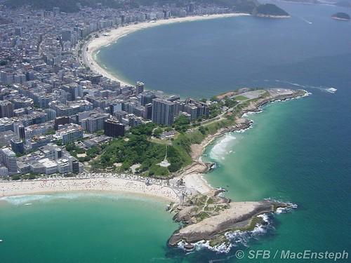 Arpoador & Copacabana