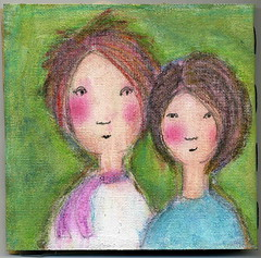 kids-back cover (bluegirlxo) Tags: kids pen watercolor acrylic books charcoal marker crayon
