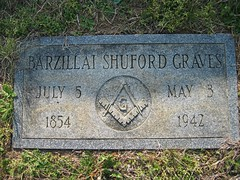 Barzillai Shuford Graves (1854-1942)