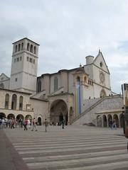 Assisi (ho visto nina volare) Tags: italien italy italia 2006 pace assisi italie umbria sanfrancesco borghi