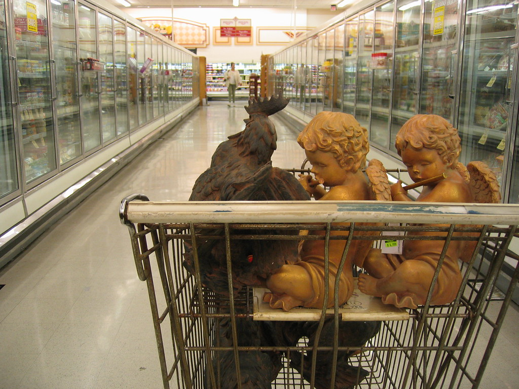 Cherubs On Aisle 7