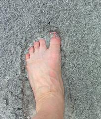 usa beach me foot sand florida ofme barefoot capesanblas