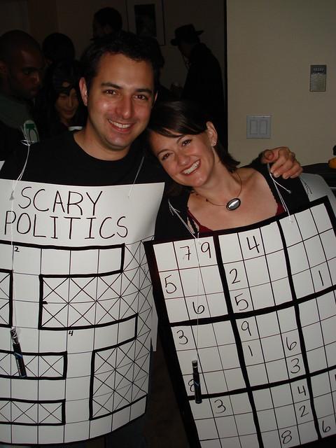 halloween mike jaime puzzles hween2006 dsc00611jpg