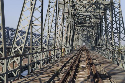 Anghel Saligny Bridge, 05.10.2014.