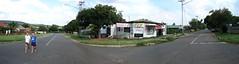 Streets in western Pretoria