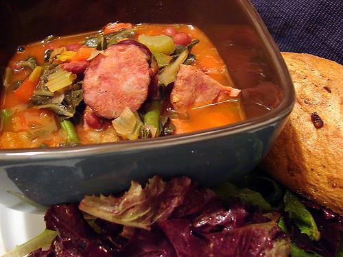 garbage soup
