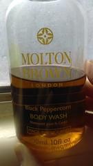 (clascaris) Tags: moltonbrown blackpepper blackpeppercornbodywash