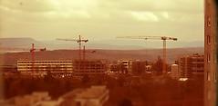 Für Medikamenten Forschung und andere global Player (eagle1effi) Tags: viehweidle forschung tübingen crane kran kräne cranes raw icontrast