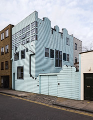 Blue House. (Stefano Perego Photography) Tags: stepegphotography stefano perego building residential house postmodern postmodernism architecture design