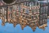 P4083314 (rpajrpaj) Tags: amsterdam city cityscape sunrise canal papiermolensluis papermilllock lekkeresluis brouwersgracht