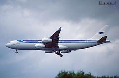 F-OHPG (@Eurospot) Tags: lvzpj fohpg airbus a340 a340200 aerolineas toulouse blagnac