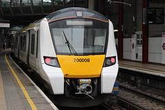 700008 Farringdon (ED932/AJ-G) Tags: thameslink farringdon train emu class700 desirocity desiro 700008