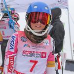 U14 Ladies Slalom - Jessica Blackburn.  1st place USA PHOTO CREDIT: Matthew Sylvestre/Coastphoto.com