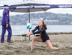 PAC-12 North Invitational 2018-FT4I2392 (Pacific Northwest Volleyball Photography) Tags: beachvolleyball ncaa pac12 pac12bvb alkibeach seattle