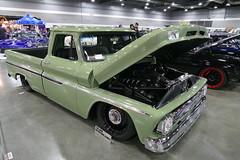 Chevrolet pickup truck (bballchico) Tags: chevrolet pickuptruck portlandroadstershow carshow