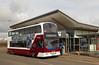 Park and Ride with the 47... (SRB Photography Edinburgh) Tags: midlothian edinburgh volvo wrightbus busstop road parkandride lothian buses