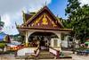 Buddhistický chrám v Phongsali (zcesty) Tags: laos2 chrám phongsali laos dosvěta phôngsali phongsalyprovince la