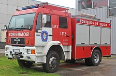 Bomberos Consorcio de Pontevedra (emergenciases) Tags: emergencias españa 112 galicia pontevedra oporriño porriño emerxencias bomberos bombeiros consorciodepontevedra bomberosconsorciodepontevedra vehículo man bup bombaurbanapesada 3500litros
