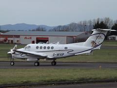 G-WVIP Beech Super King Air 200 Capital Air Ambulance Ltd (Aircaft @ Gloucestershire Airport By James) Tags: gloucestershire airport gwvip beech super king air 200 capital ambulance ltd egbj james lloyds