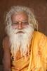 Varanasi (Rolandito.) Tags: asia asien asie north northern india indien inde varanasi benares ganga river uttar pradesh portrait saddhu man