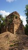Prasat Sandan Temple, Sambor Prei Kuk (Travolution360) Tags: cambodia sambor prei kuk prasat sandan temple ancient ruins khmer ways bricks travel nature forest kampong thom angkor tuktuk