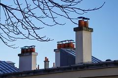 591 Paris en Février 2018 - Montmartre (paspog) Tags: paris france février februar february 2018 montmartre cheminées chimneys toits roofs decken