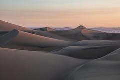 Coucher de soleil sur les dunes (Inti Runa) Tags: