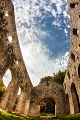 IMG_4421-1 (Andre56154) Tags: albanien albania butrint archäologie himmel sky wolke cloud kirche church ruine ruin