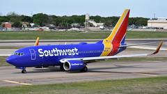 N560WN Boeing 737-790 Southwest (SamCom) Tags: kdal lovefield dallas southwest southwestairlines swa boeing 737 boeing737 737700 boeing737700 737790